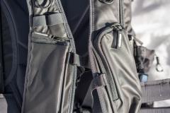 Frontside pockets